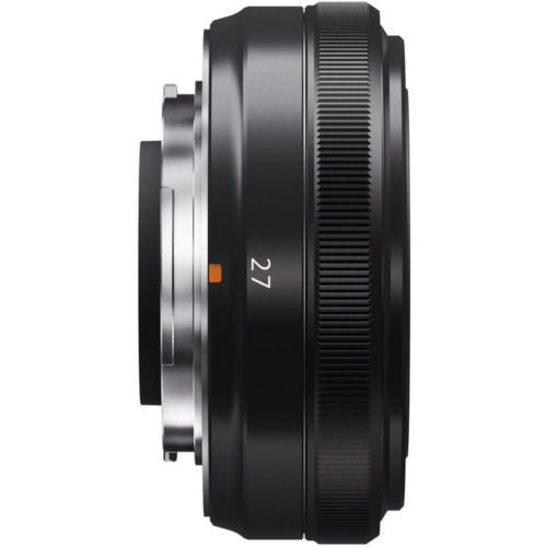 Fujinon XF 27mm F/2.8 Lens - Black - Photo-Video - Fujifilm - Helix Camera