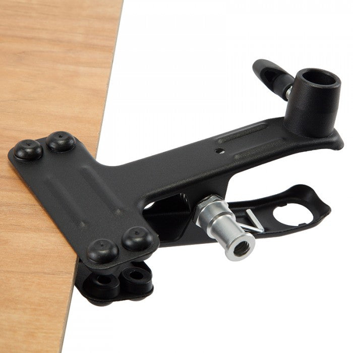 "Studio-Assets Clamp with 5/8"" Receiver - Lighting-Studio - Studio-Assets - Helix Camera"