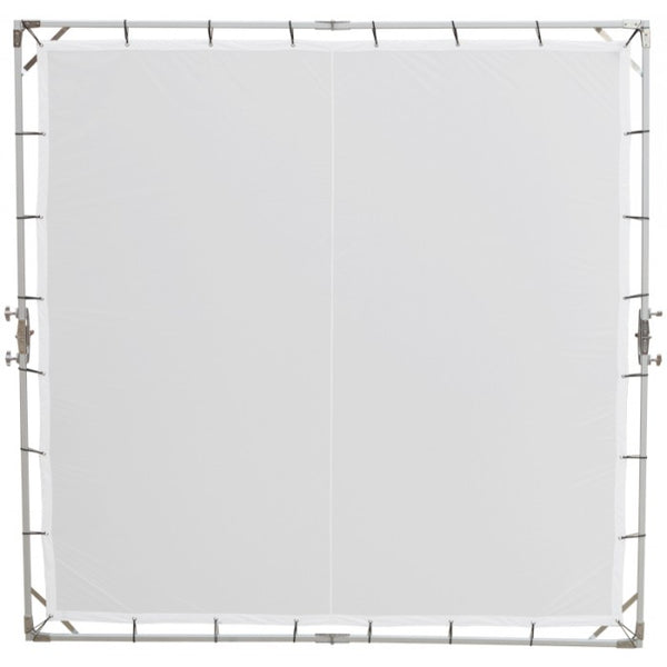 Studio-Assets 8x8' Butterfly Frame w/Translucent Fabric
