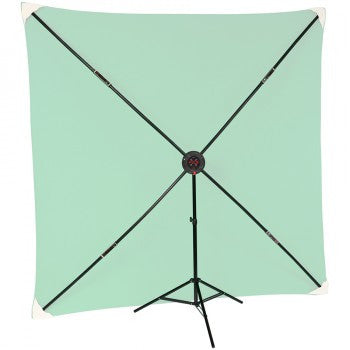 Studio-Assets PXB Portable X-Frame Backdrop System - 6'x6'