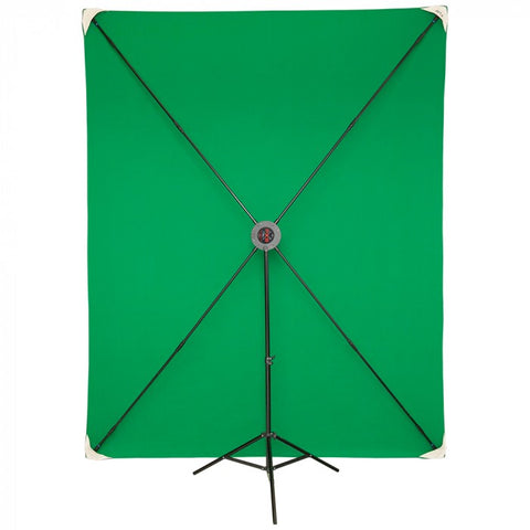 Studio-Assets PXB Pro Portable X-Frame Background System - 8'x10'