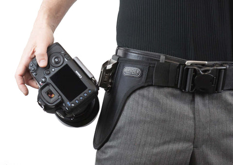 Spider Holster SpiderPro Single Camera System v2