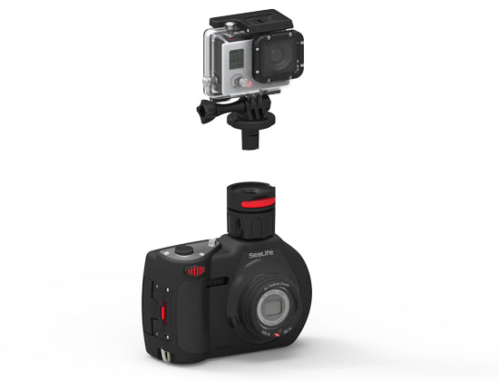 SeaLife Flex-Connect Adapter for GoPro® Cameras - Underwater - SeaLife - Helix Camera