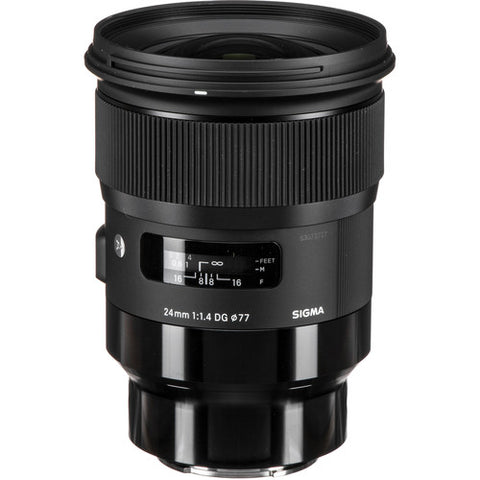 Sigma 24mm F1.4 DG HSM | Art Lens - L-Mount