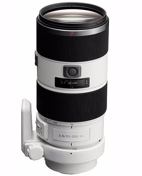 Used Sony 70-200mm f2.8 G SSM A-Mount