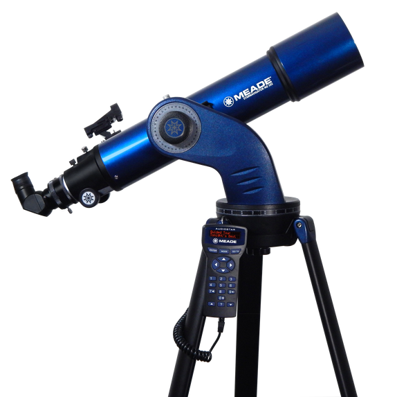 Meade StarNavigator NG 102mm Achromatic Telescope - Telescopes - Meade - Helix Camera