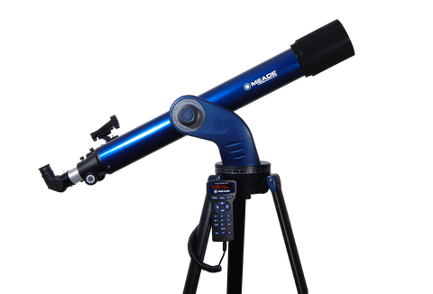 Meade StarNavigator NG 90mm Achromatic Refractor -  - Meade - Helix Camera