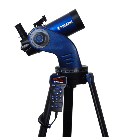 Meade StarNavigator NG 90mm Maksutov Telescope - Telescopes - Meade - Helix Camera