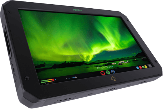 "Atomos SUMO19 - 19"" HDR Production Monitor - Recorder"