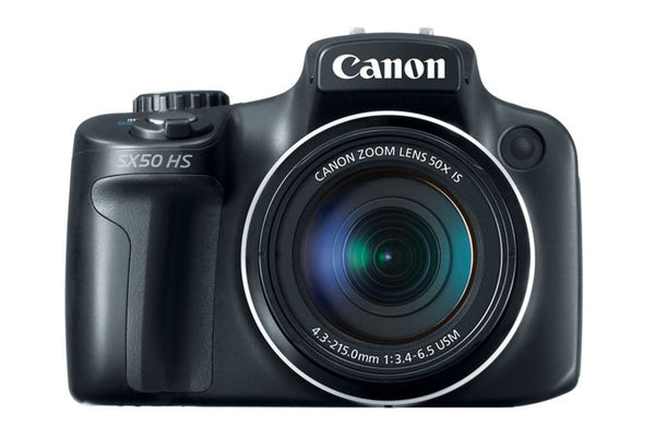 Used Canon PowerShot SX50 HS Bridge Camera