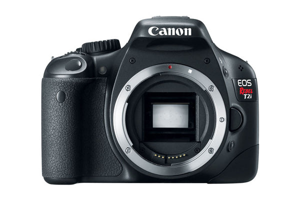 Used Canon EOS Rebel T2i DSLR Body