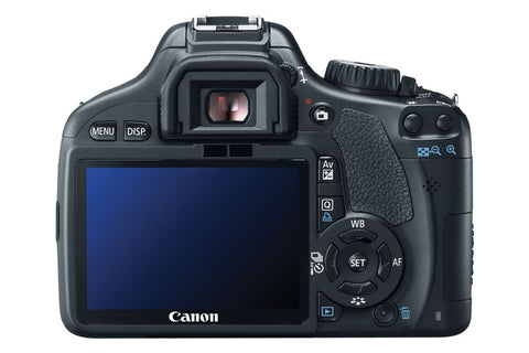 Used Canon EOS Rebel T2i DSLR with 18-55mm IS II