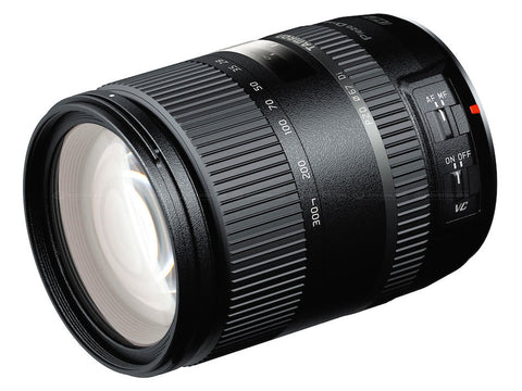 Tamron Nikon 28-300mm F/3.5-6.3 Di VC PZD w/ hood AFA010N700 - Photo-Video - Tamron - Helix Camera