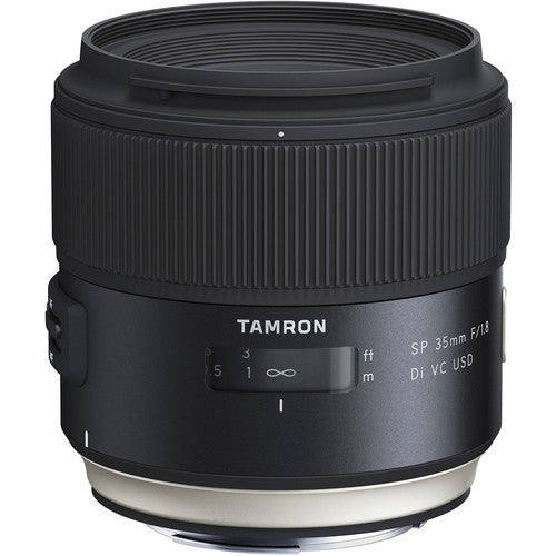 Tamron SP 35mm f/1.8 Di VC USD Lens for Canon EF Mount