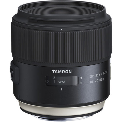 Tamron SP 35mm f/1.8 Di VC USD Lens for Nikon F Mount - Photo-Video - Tamron - Helix Camera