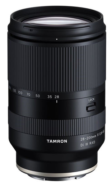 Tamron 28-200mm F/2.8-5.6 Di III RXD (Sony Mount)