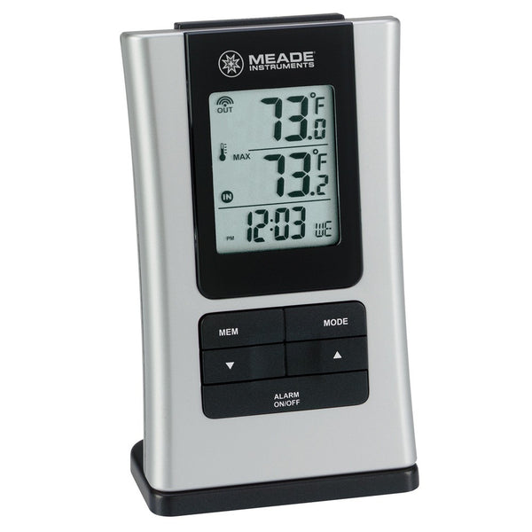 Meade Personal Weather Station with Quartz Clock TE109NL-M -  - Meade - Helix Camera