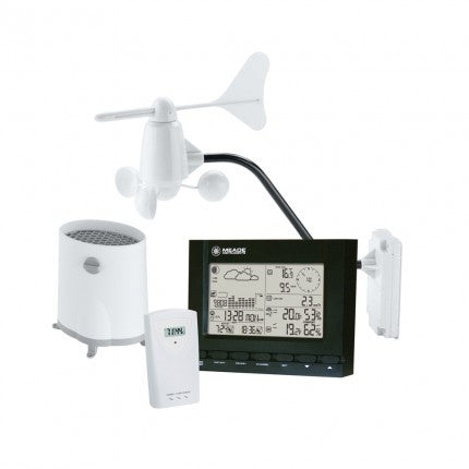 Meade Professional Weather Station - Temperature - Humidity - Rain - Wind - Telescopes - Meade - Helix Camera