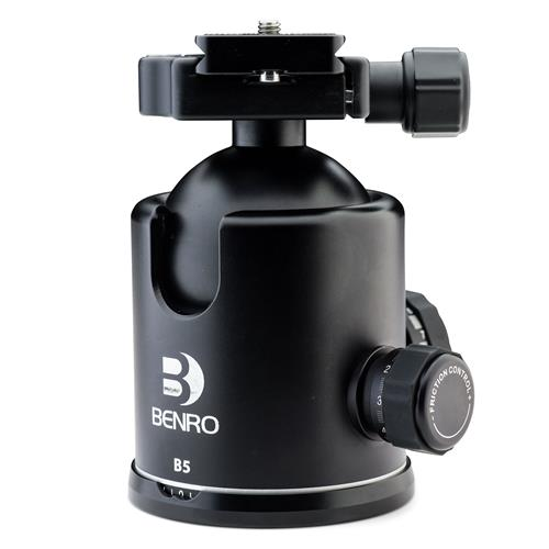 Benro B5 Triple Action Ballhead