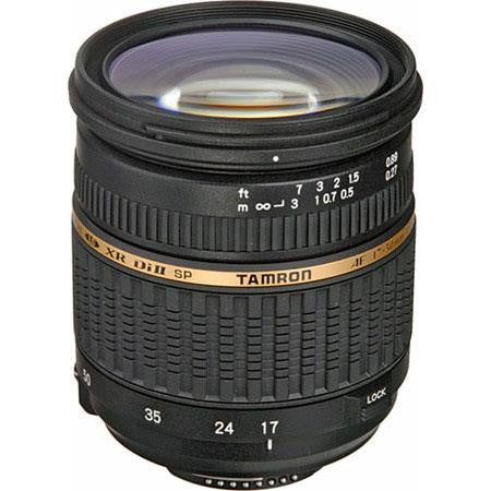Tamron Nikon SP 17-50mm F/2.8 Di II LD Aspherical (IF) w/ hood AF016NII700 - Photo-Video - Tamron - Helix Camera