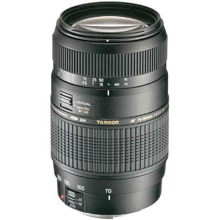 Tamron Pentax 70-300mm F/4-5.6 Di LD Macro w/ hood AF017P700 - Photo-Video - Tamron - Helix Camera
