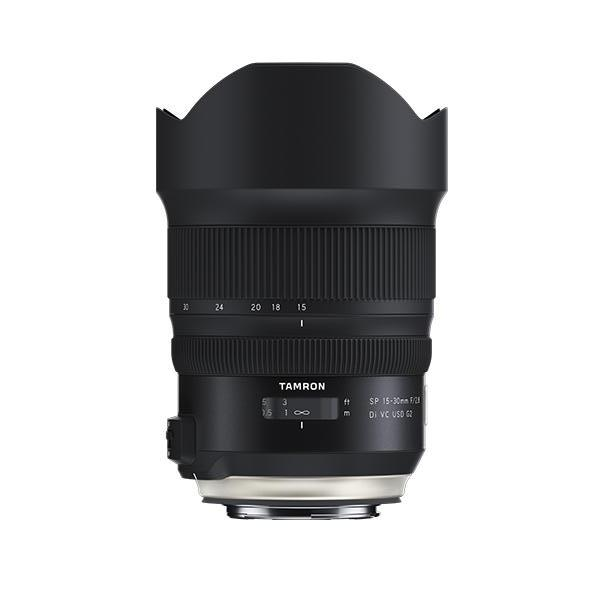 Tamron SP 15-30mm f/2.8 Di VC USD G2 - Canon Mount