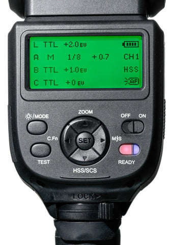 Phottix Mitros+ TTL Transceiver Flash for Sony (ISO Hot Shoe) - Photo-Video - Phottix - Helix Camera