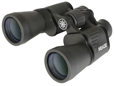 Meade TravelView Binoculars - 10x50 - Sport Optics - Meade - Helix Camera