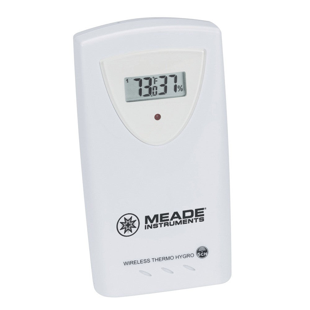 Meade Wireless long range remote temperature sensor TS34C-M