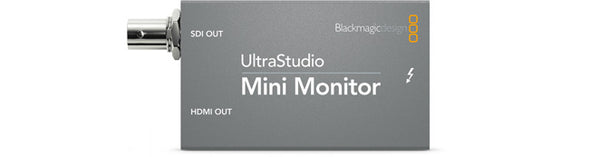 Blackmagic UltraStudio Mini Monitor