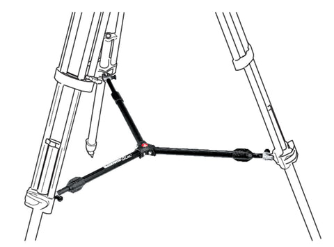 Manfrotto Mid Level Spreader 537SPRB -  - Manfrotto - Helix Camera