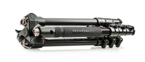 Manfrotto BeFree Tripod with Ball Head - Black - Photo-Video - Manfrotto - Helix Camera