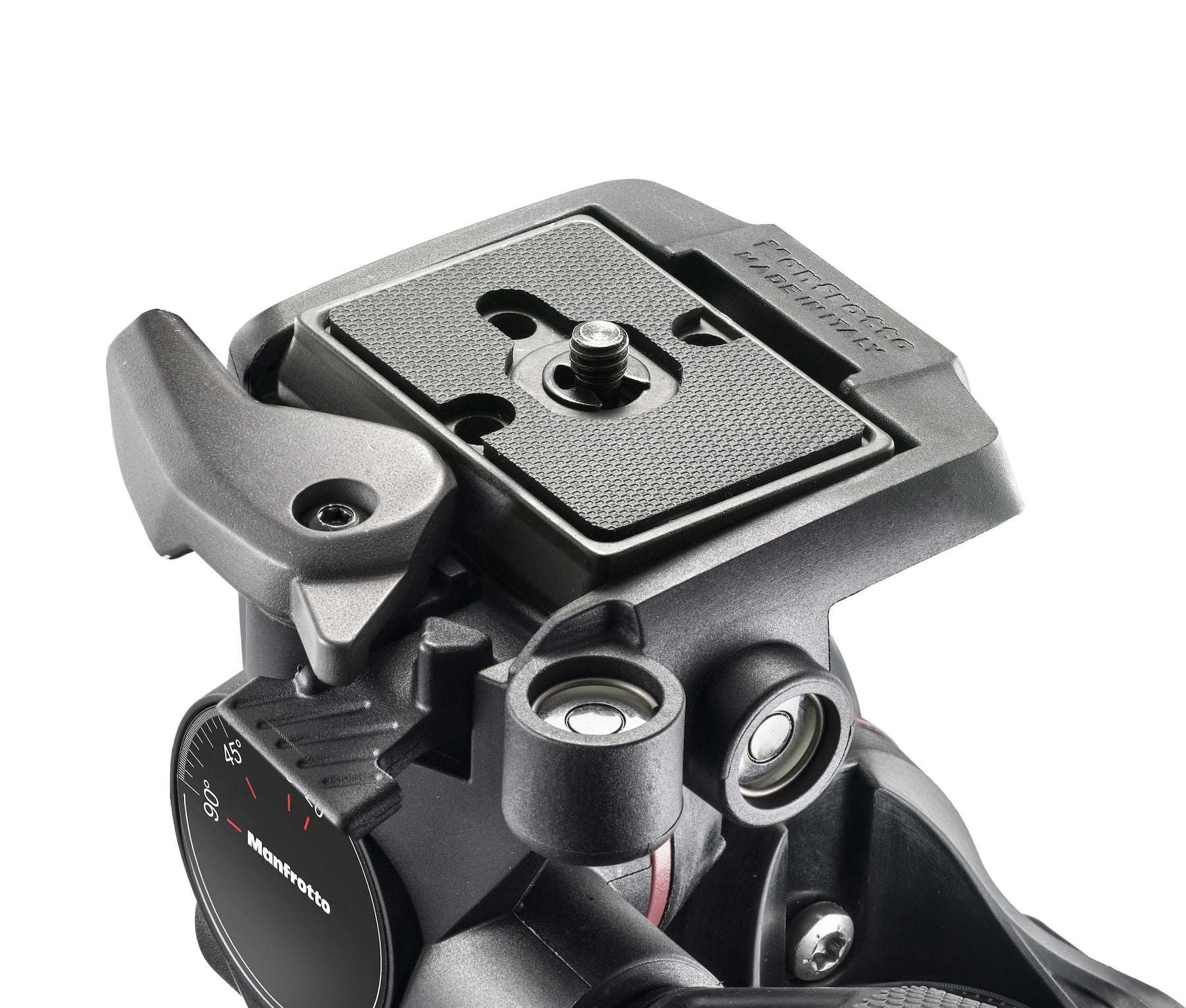 Manfrotto XPRO 3-Way Geared Head w/Q2 Quick Release