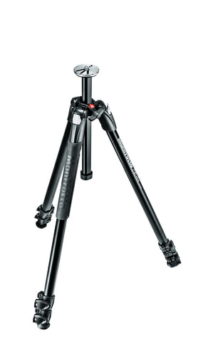 Manfrotto 290 Xtra 3 Section Aluminum Tripod - Photo-Video - Manfrotto - Helix Camera