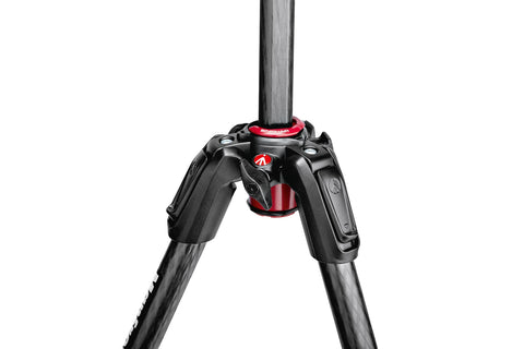 Manfrotto 190go! MS Carbon 4-Section photo Tripod with twist locks