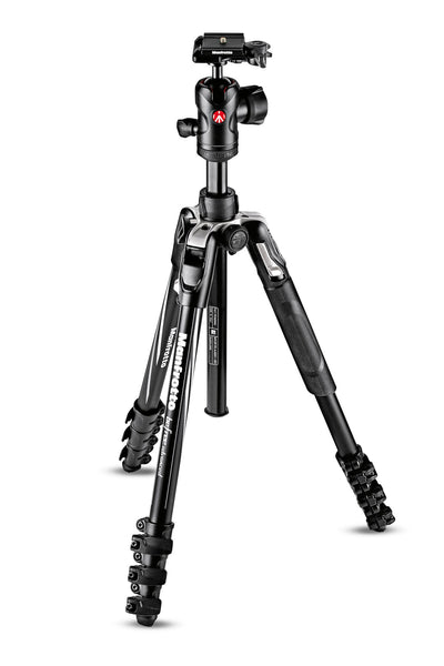 Manfrotto Befree Advanced Aluminum Travel Tripod with Ball Head