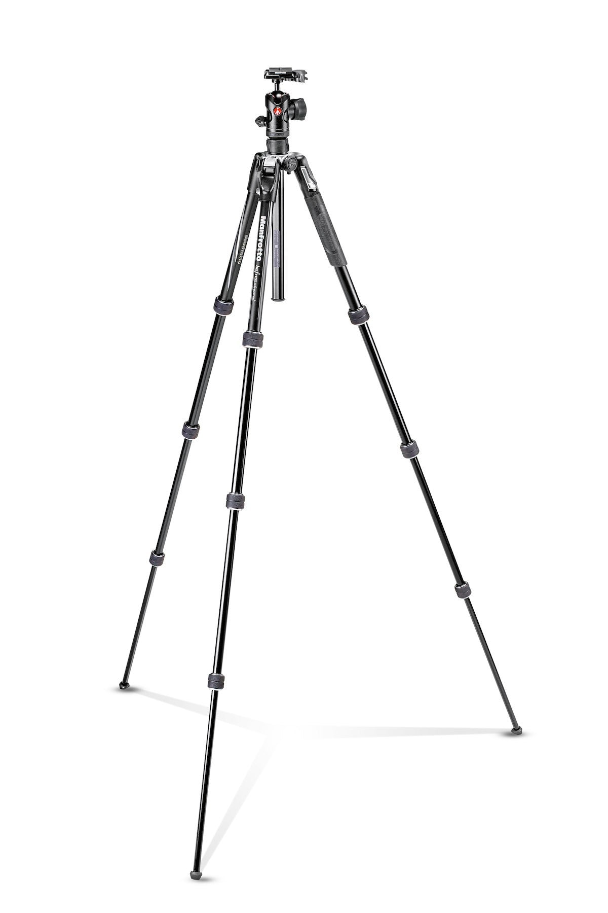 Manfrotto Befree Advanced Aluminum Travel Tripod with Ball Head - Black