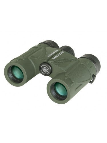 Meade Wilderness Binoculars - 10x25 - Sport Optics - Meade - Helix Camera
