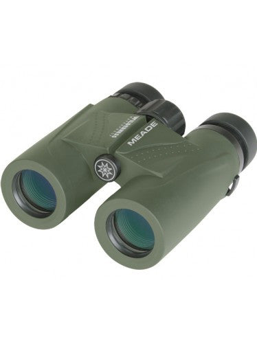 Meade Wilderness Binoculars - 10x32 - Sport Optics - Meade - Helix Camera