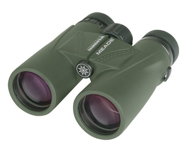 Meade Wilderness Binoculars - 10x42 - Sport Optics - Meade - Helix Camera