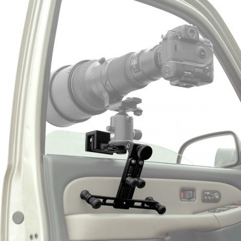 Kirk WM-2 Multi-Purpose Window Mount - Photo-Video - Kirk Enterprises - Helix Camera