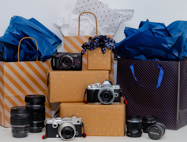 Holiday Camera Tips: Choosing a Camera & Getting Started December 8th 11 AM - 12 Noon