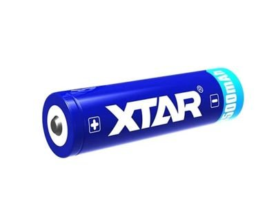 Sealife XTAR 18650 Battery 3.7V, 3500 mAh