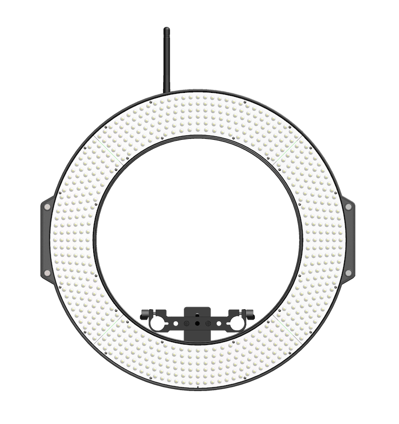 F&V Z720 UltraColor Daylight LED Ring Light 10903009 - Lighting-Studio - F&V Lighting USA - Helix Camera