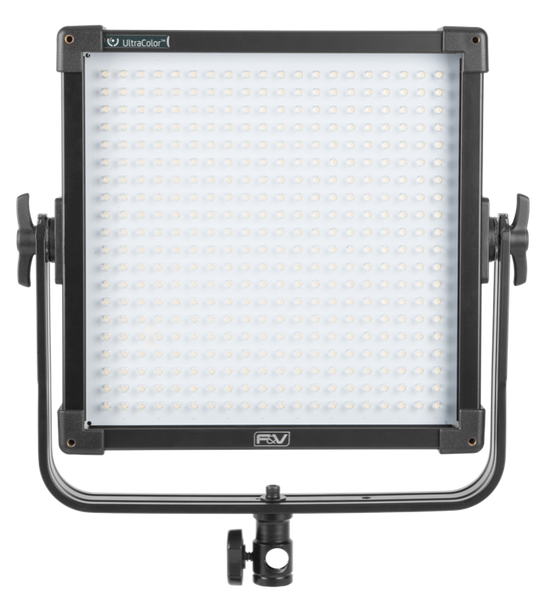 F&V Z400S UltraColor Bi-color LED Studio Panel (V-mount) 109030040231 - Lighting-Studio - F&V Lighting USA - Helix Camera