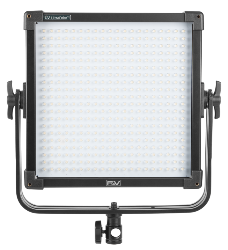 F&V Z400 UltraColor Daylight LED Studio Panel | 3-light Kit (Anton Bauer) 109031030231ab - Lighting-Studio - F&V Lighting USA - Helix Camera