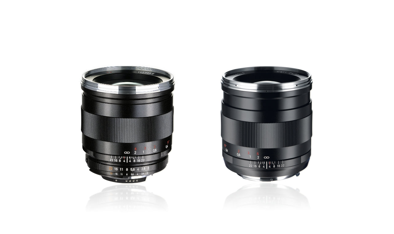 Zeiss Distagon T* 2/25 ZE Lens for Canon Mount