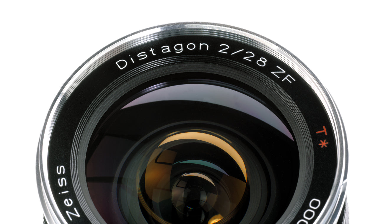 Zeiss Distagon T* 2/28 ZE Lens for Canon Mount