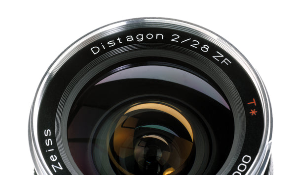 Zeiss Distagon T* 2/28 ZF.2 Lens for Nikon Mount