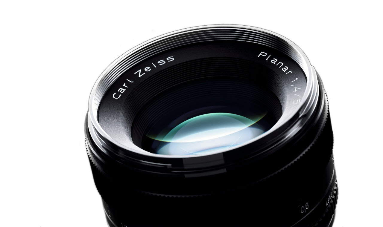Zeiss Planar T* 1.4/50 ZE Lens for Canon Mount